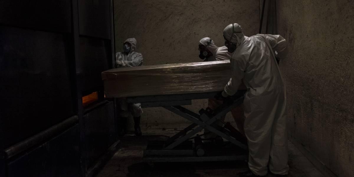 Coronavirus.- México supera a España como sexto país con más muertes por la COVID-19 al rebasar las 28.500