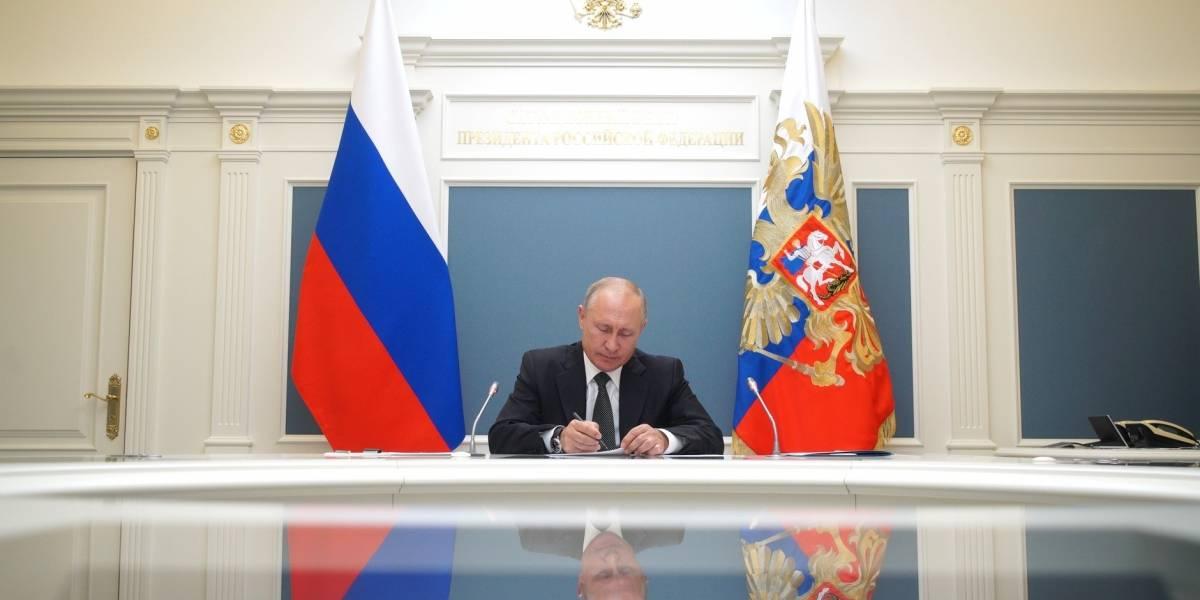 Referéndum en Rusia favorece a Putin para que esté en el poder hasta 2.036