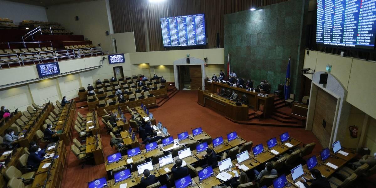 Postnatal de emergencia: Cámara de Diputados ratifica propuesta de la comisión mixta
