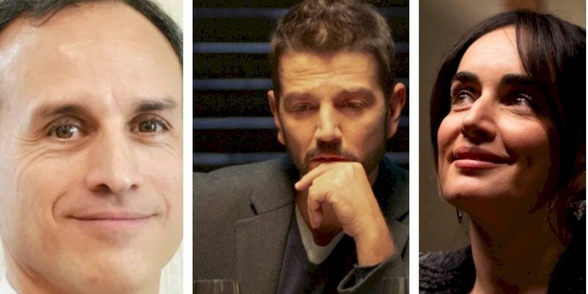 Diego Luna invita a cenar a Hugo López-Gatell