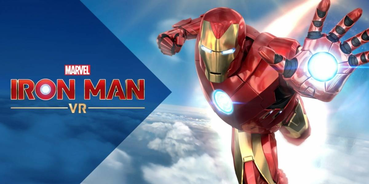Game Marvel's Iron Man VR chega para PS VR nesta sexta-feira (3)