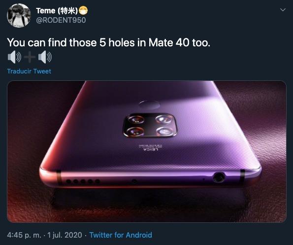 Huawei leaks