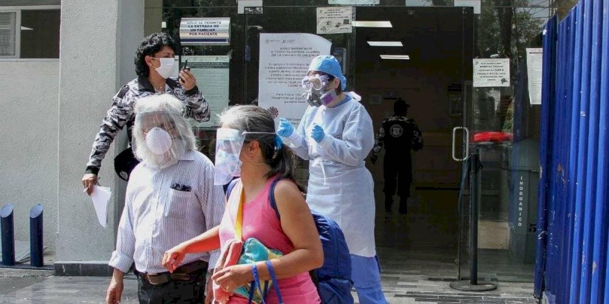 Casos acumulados de Covid-19 en México se elevan hasta 238,511
