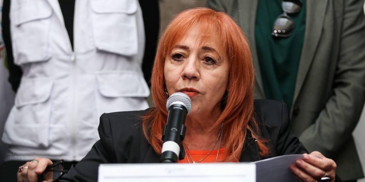 Titular de la CNDH revela que recibió amenaza de muerte por caso de Giovani López