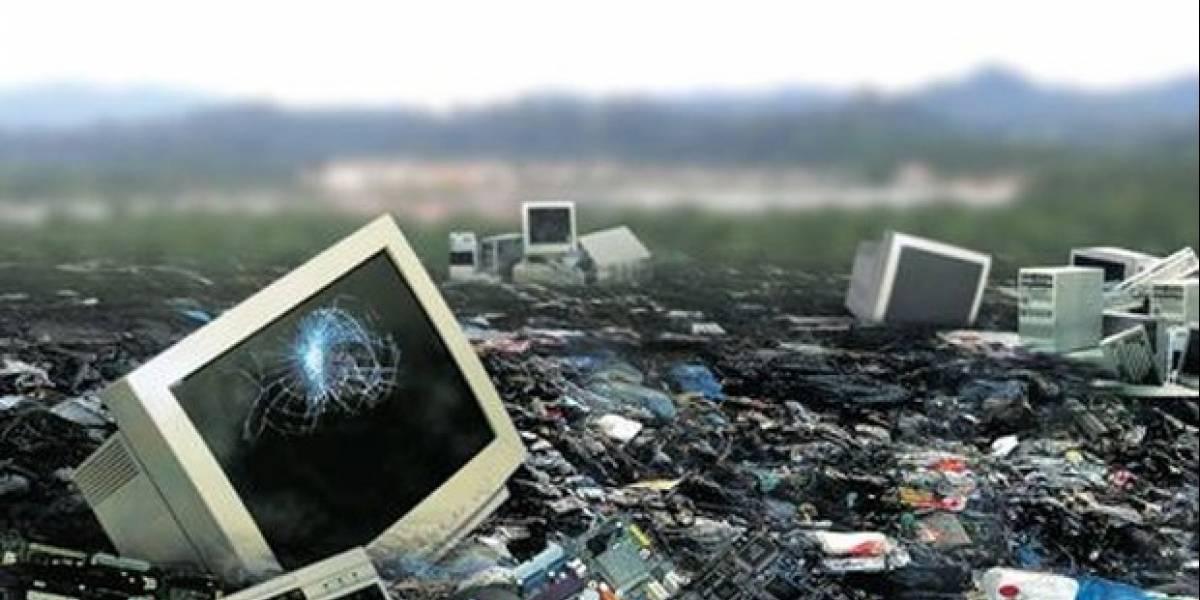 Humanidad sin piedad: el 2019 fue el año récord en cantidad de desechos electrónicos