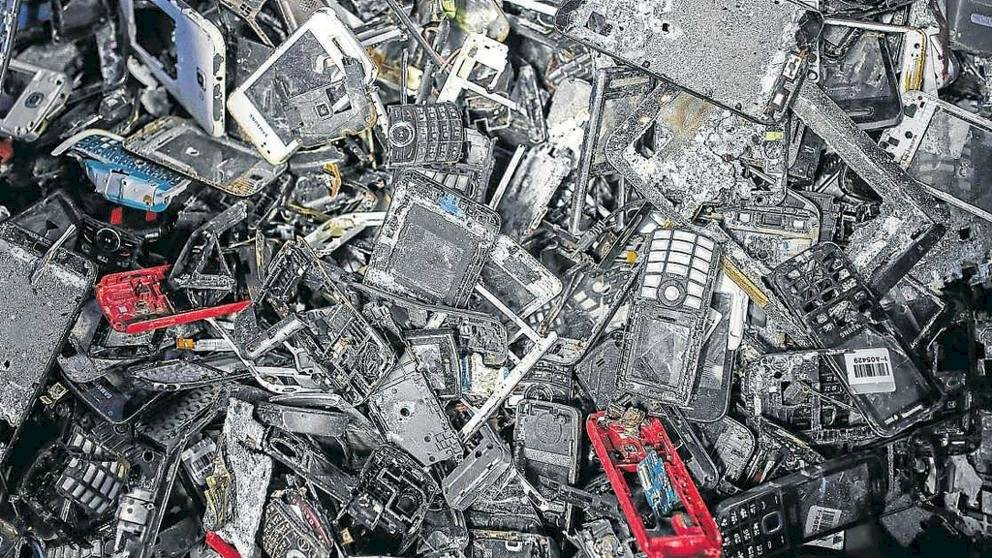 Desechos Eletrónicos