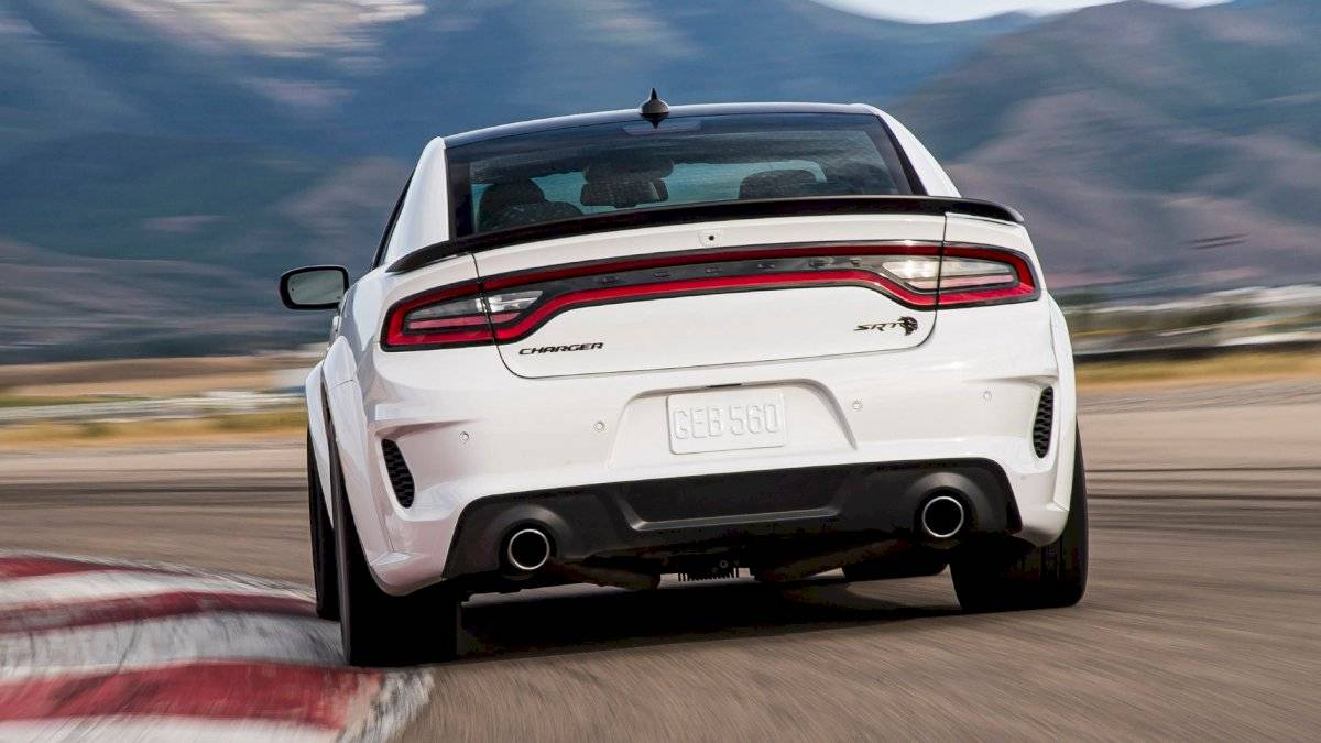Dodge Charger Srt Hellcat Redeye Widebody 2021 Crece En Potencia Publimetro Mexico