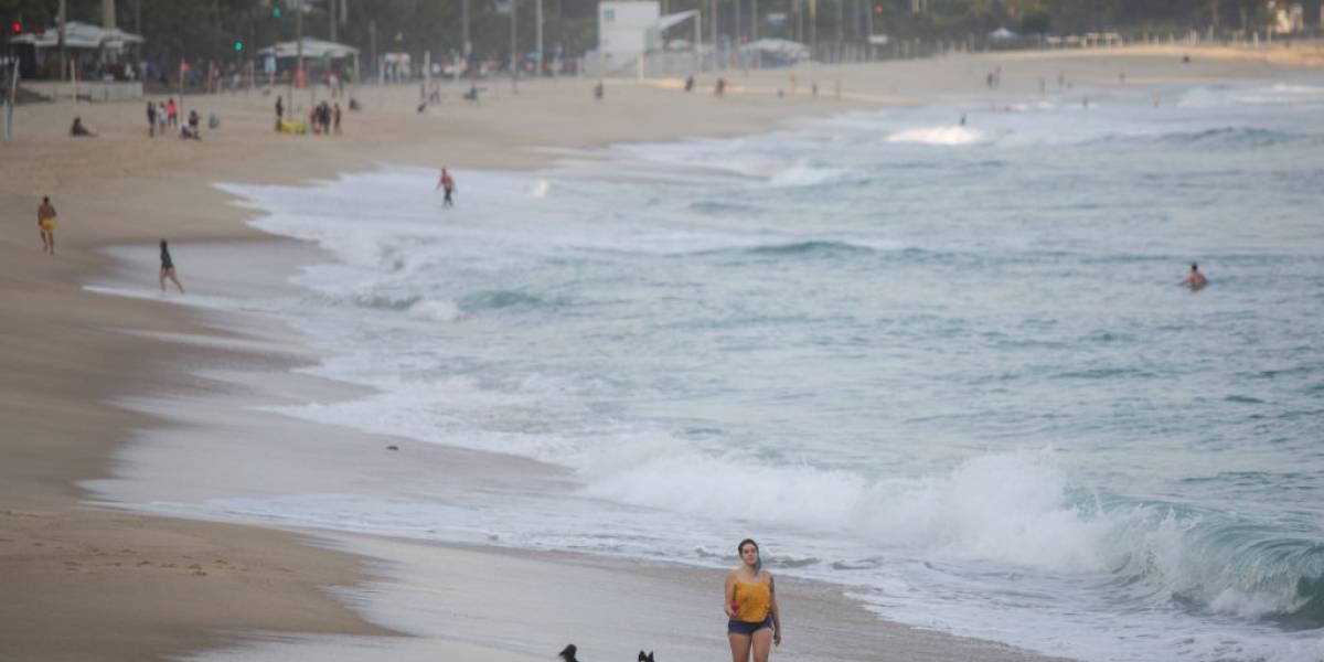 Rio de Janeiro reabre bares e academias e permite atividades na praia a partir desta quinta