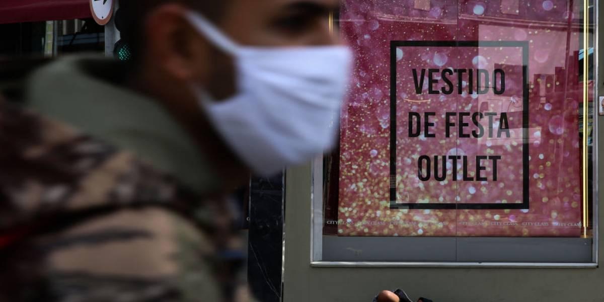Brasil tem mais 620 mortes pela covid-19; total chega a 65.487 óbitos