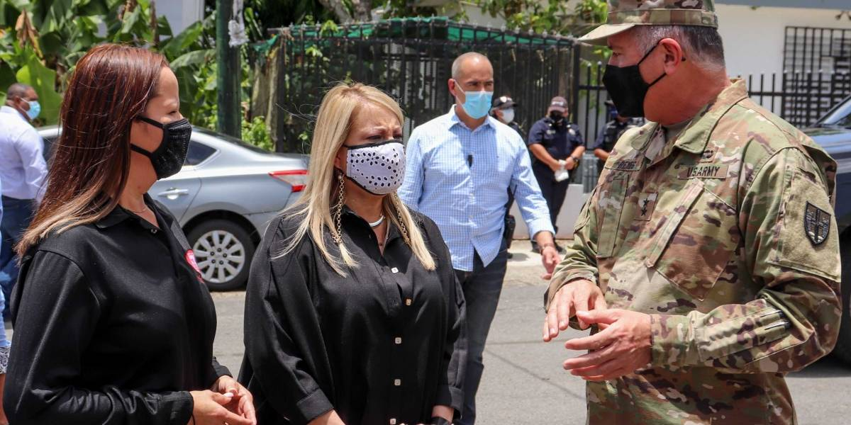 Guardia Nacional hace ejercicio de respuesta a emergencias en San Lorenzo