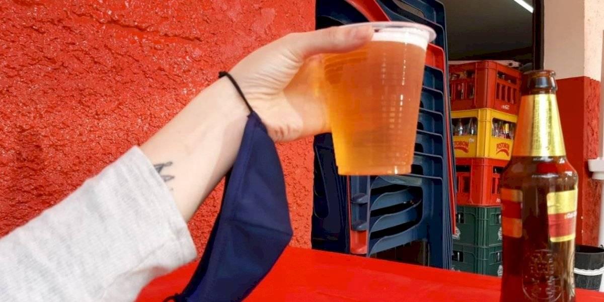 Así será el plan piloto para poder tomar en bares y restaurantes