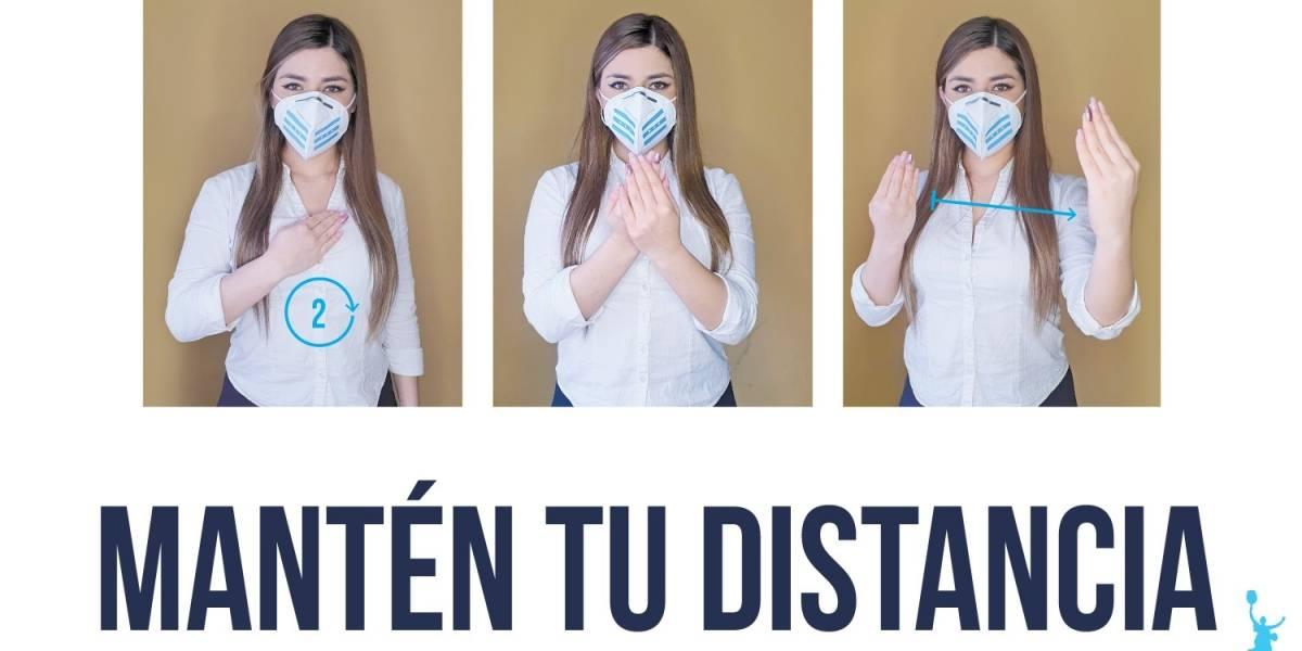 Guayaquil de Gestos, una campaña que busca incentivar a cuidarnos ante el Covid 19
