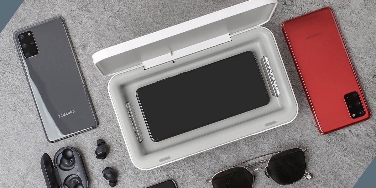 Coronavirus: Samsung lanza cargador inalámbrico que desinfecta tu smartphone en 10 minutos