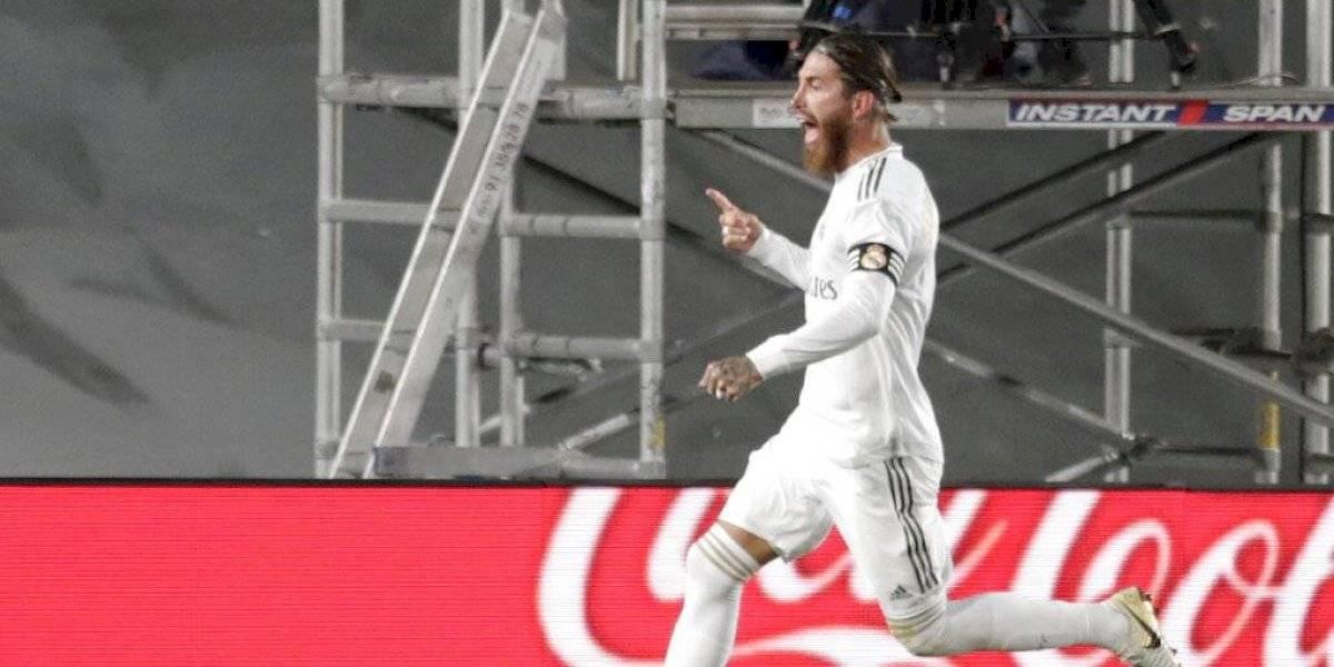 Real Madrid logra sufrido triunfo sobre el Getafe y se acerca al título de La Liga