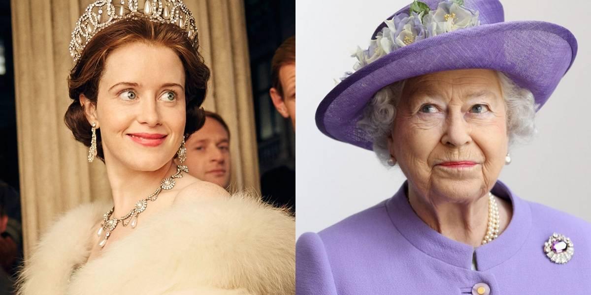 """Actriz de Harry Potter interpretará a la reina Elizabeth II en la quinta temporada de """"The Crown"""""""