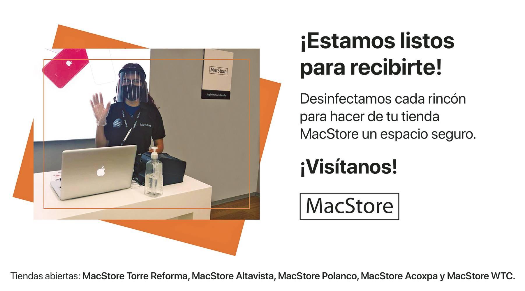 Anuncio MacStore edición CDMX del 3 de Julio del 2020, Página 13