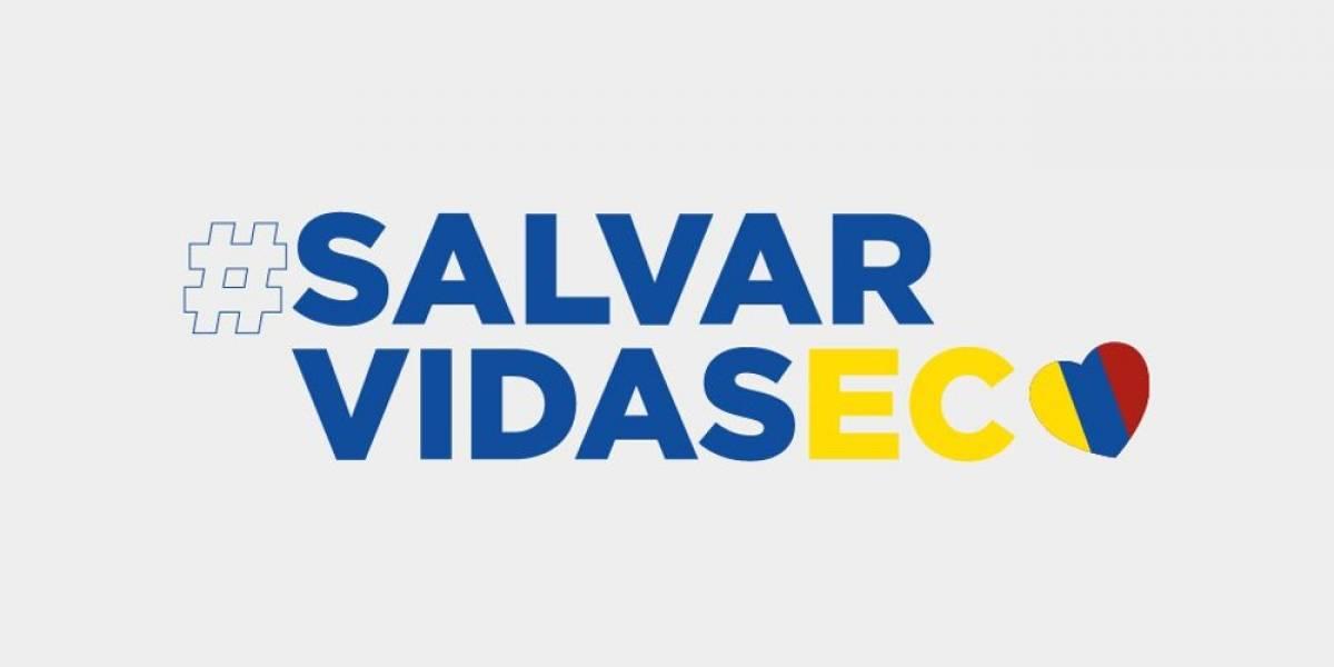 McDonald's te invita a sumarte a la campaña Salvar Vidas Ecuador