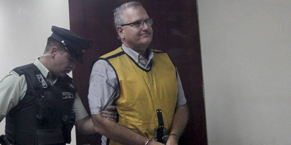 """El """"pistolero de Reñaca"""" tendría coronavirus: tribunal pide antecedentes a Gendarmería"""
