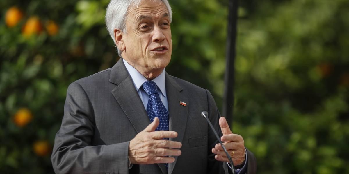 Presidente Piñera promulga ley que limita la reelección de autoridades