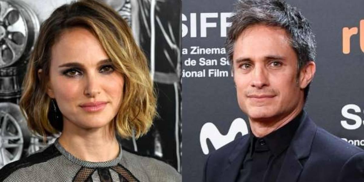 ¡DENSO! Natalie Portman viajó en secreto a Argentina para descubrir a Gael García con otra mujer