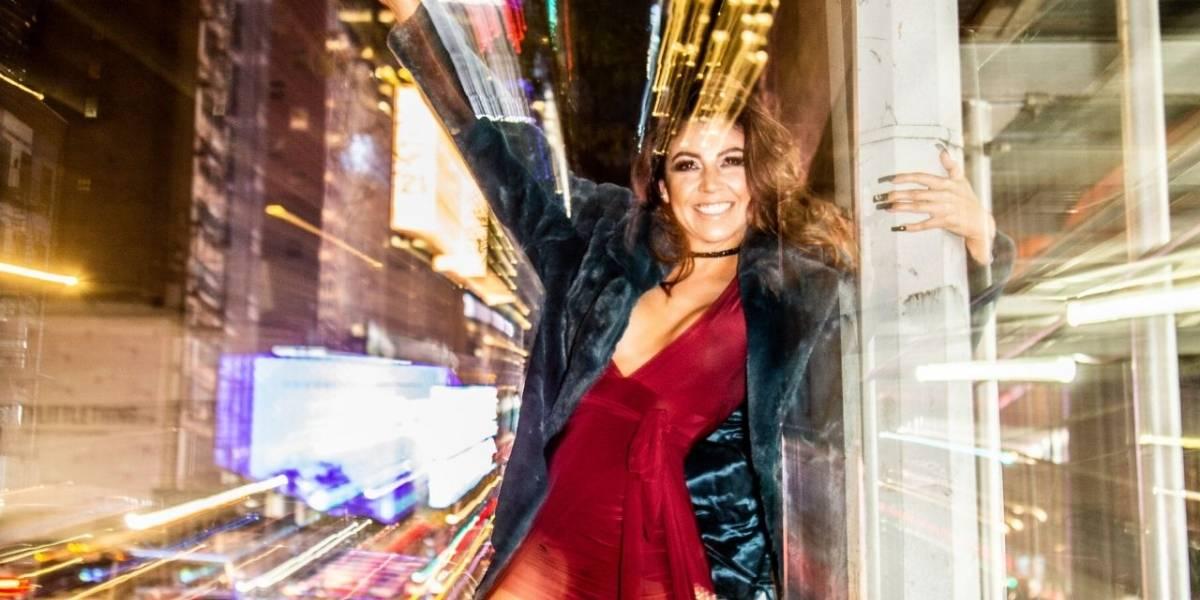 Modelo chilena Camila Sanhueza se luce como tapa de afamada revista internacional
