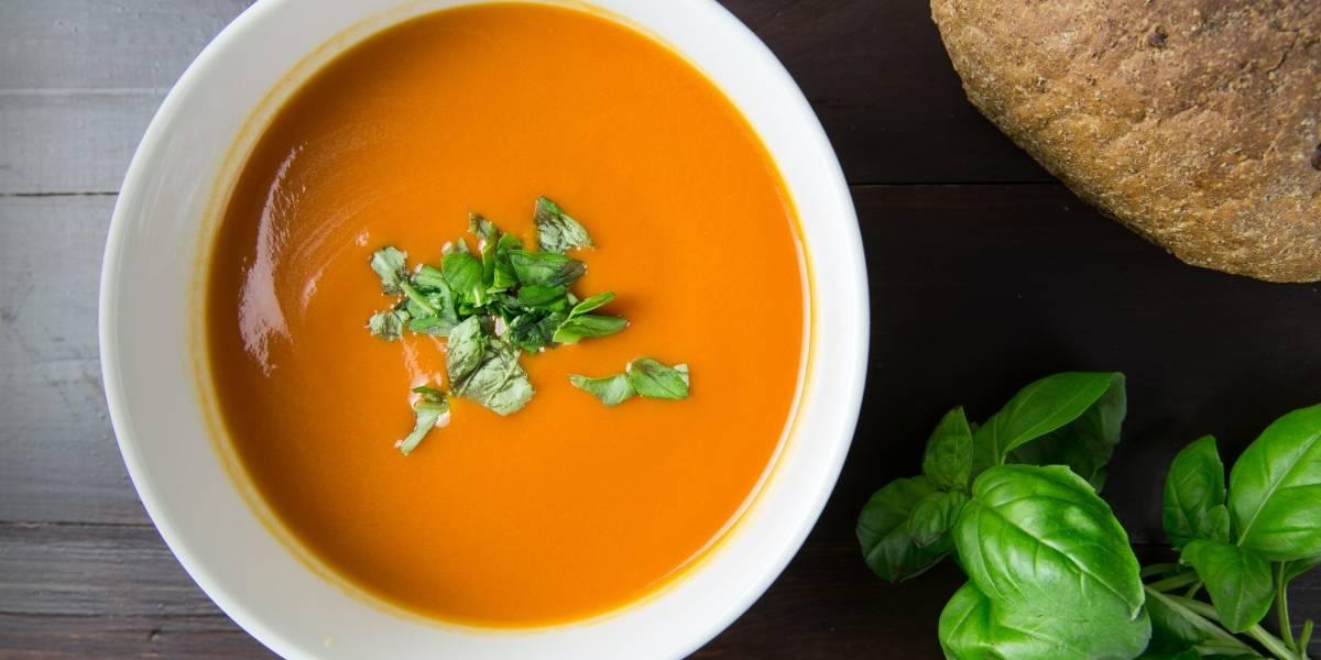 O segredo que você precisa saber sobre como deixar a sopa cremosa