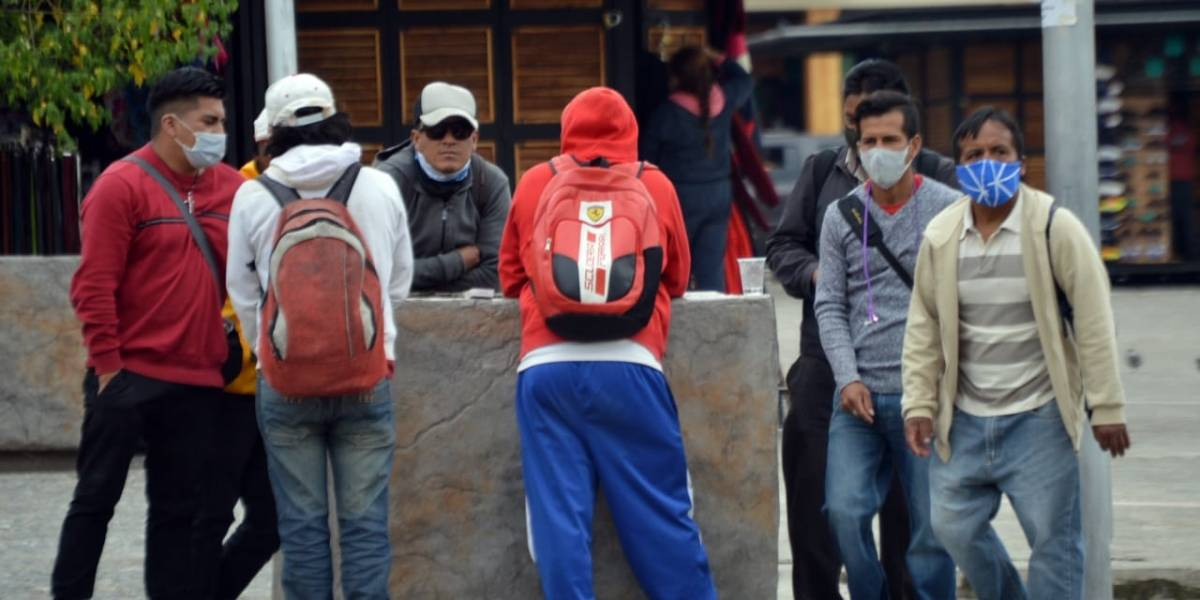 ¡Ecuador supera los 60.000 contagios! Más de 10.000 casos en menos de 15 días