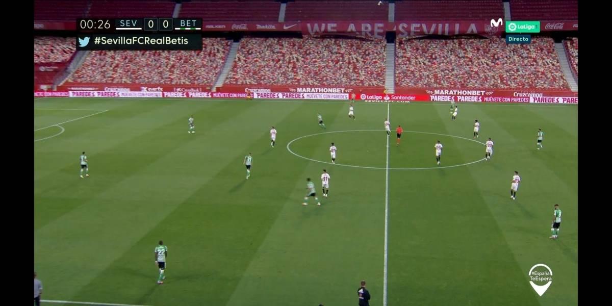 Las transmisiones de fútbol se adaptan a la era post-pandémica