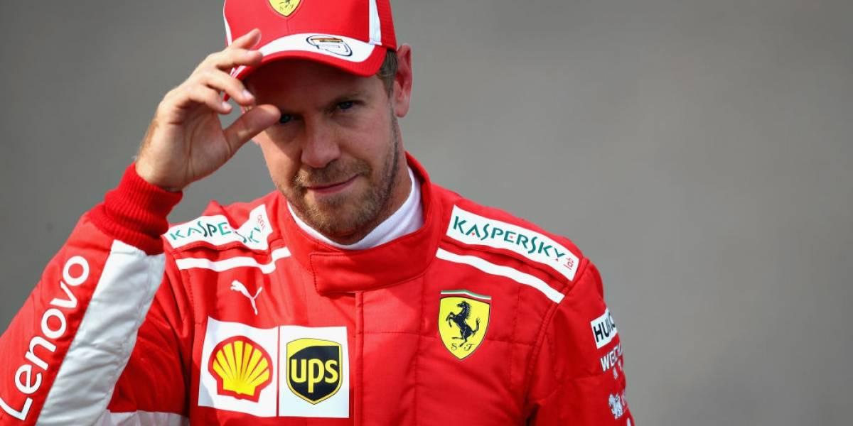 F1: Ferrari não renova contrato de Vettel para cortar gastos