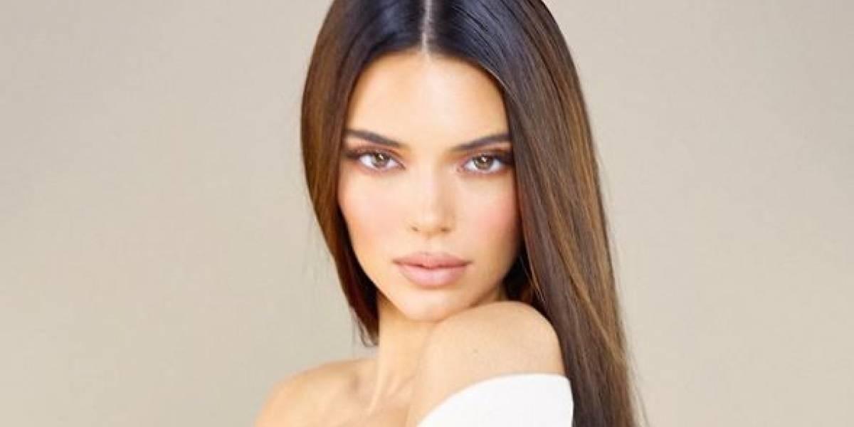 Kendall Jenner presume su cuerpo tonificado con Jaden Smith