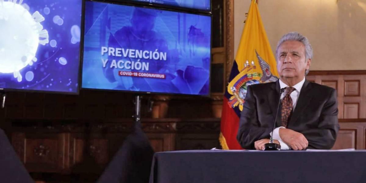Lenín Moreno anuncia acuerdo con tenedores de bonos para reducir deuda externa