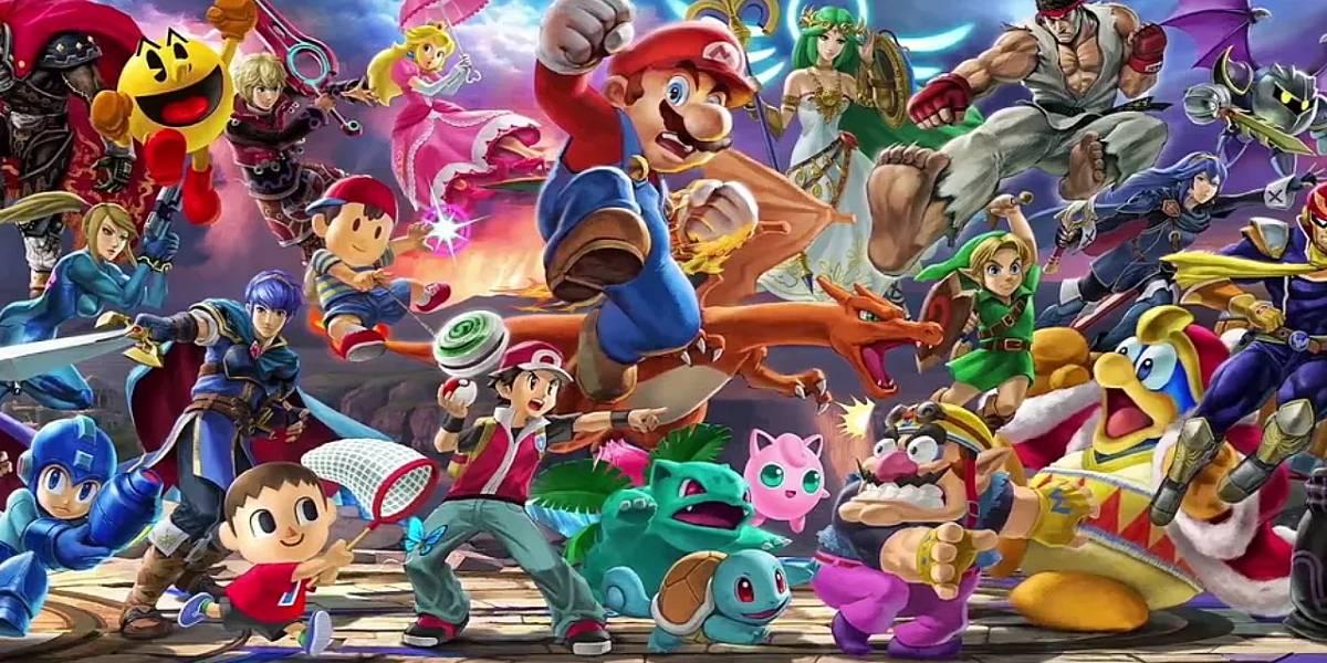 Super Smash Bros Ultimate: Nintendo habla sobre las acusaciones de pedofilia en la comunidad