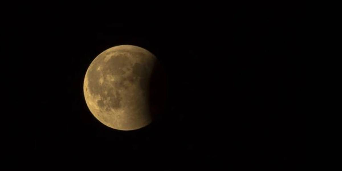 Espacio: en dónde y a qué hora se verá el eclipse de luna de trueno 2020