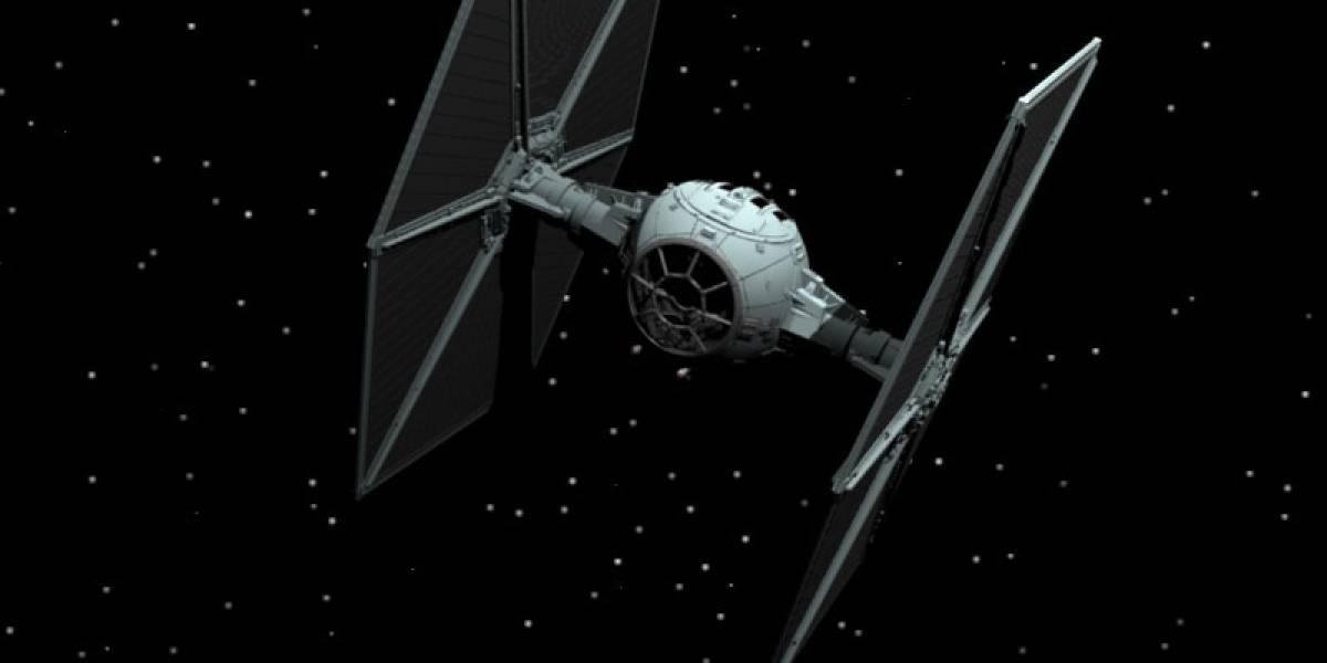 NASA: los parecidos razonables entre la Estación Espacial Internacional y el Tie Fighter de Star Wars