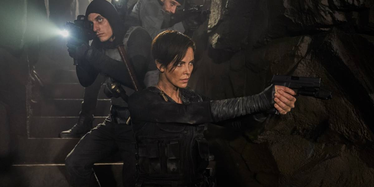 The Old Guard: Charlize Theron volta à ação no filme da Netflix