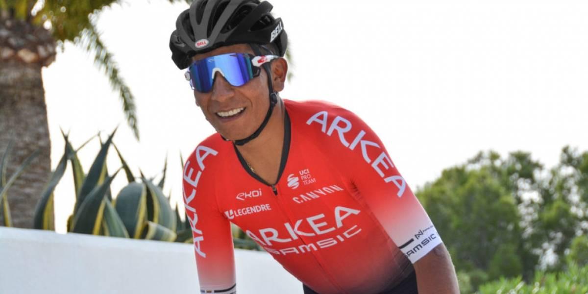 El estado de salud de Nairo Quintana tras ser atropellado durante su entrenamiento en Colombia