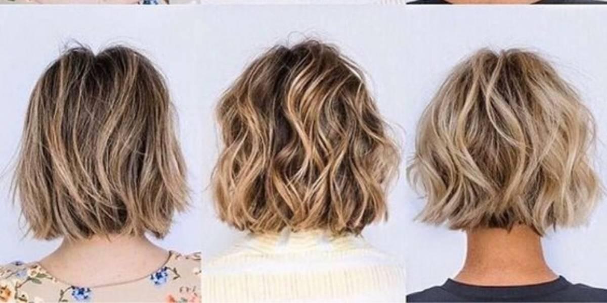 Como usar babylights em cabelo curto