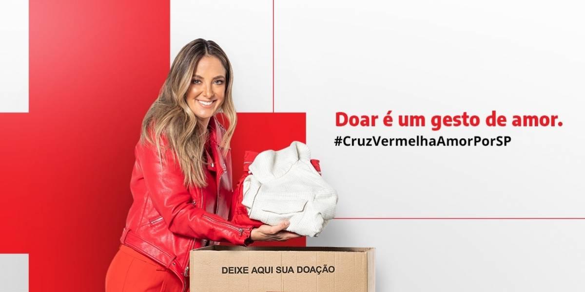 Cruz Vermelha de São Paulo inicia campanha do agasalho