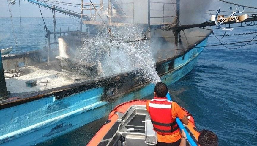 Rescate Secretaría de Marina