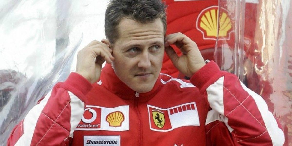 """Diario inglés revela """"los problemas de salud secretos"""" de Michael Schumacher"""