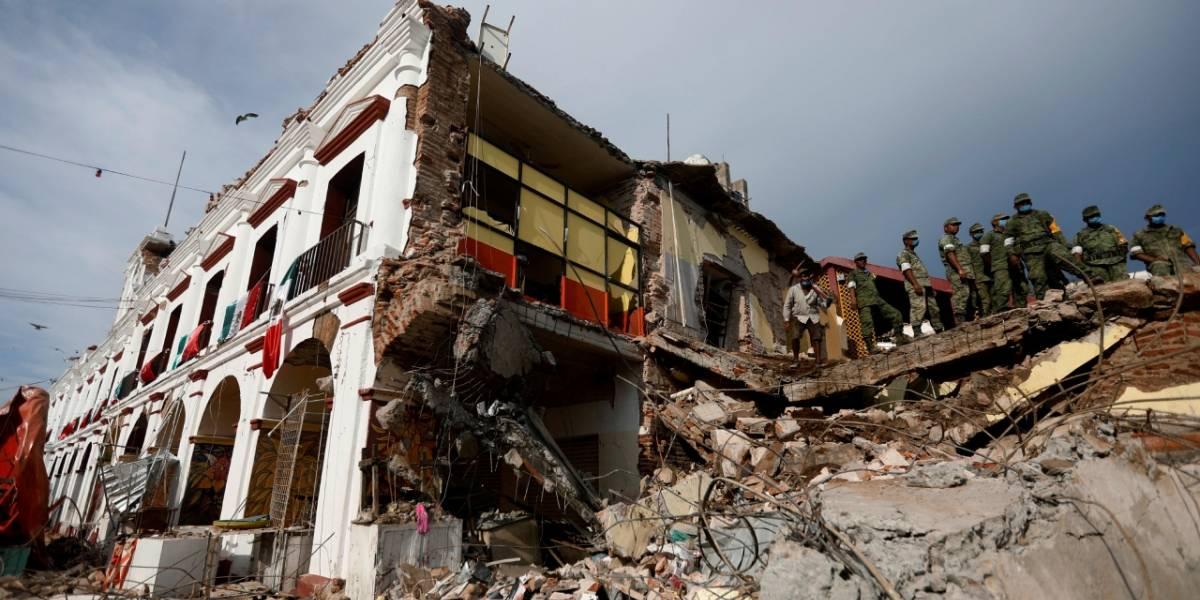 México se DESPLAZÓ 45 CENTÍMETROS tras SISMO con epicentro en Oaxaca: NASA