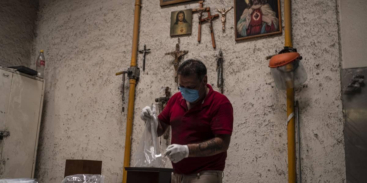 Coronavirus.- México se convierte en el quinto país con más muertes a causa del coronavirus al superar las 30.000