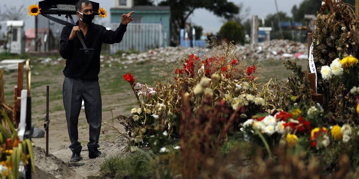 Ciudad mexicana cierra paso a frontera con Estados Unidos por temor al virus