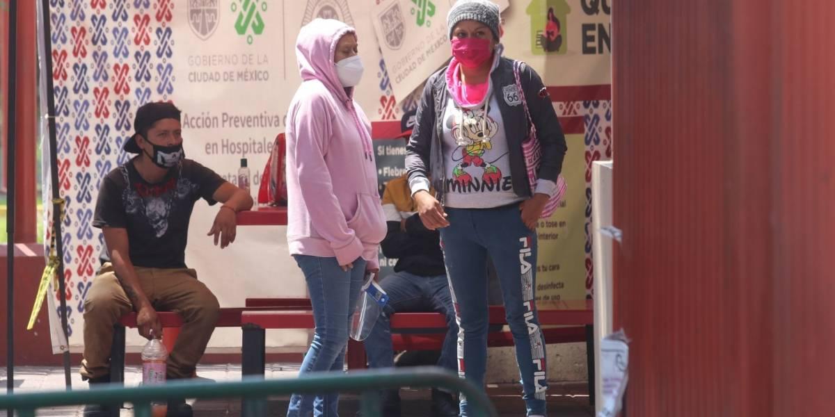 México llega a 30,639 muertes y 256,848 casos acumulados de Covid-19