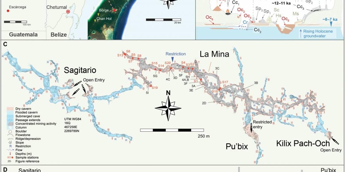 Encuentran restos de civilización milenaria en México
