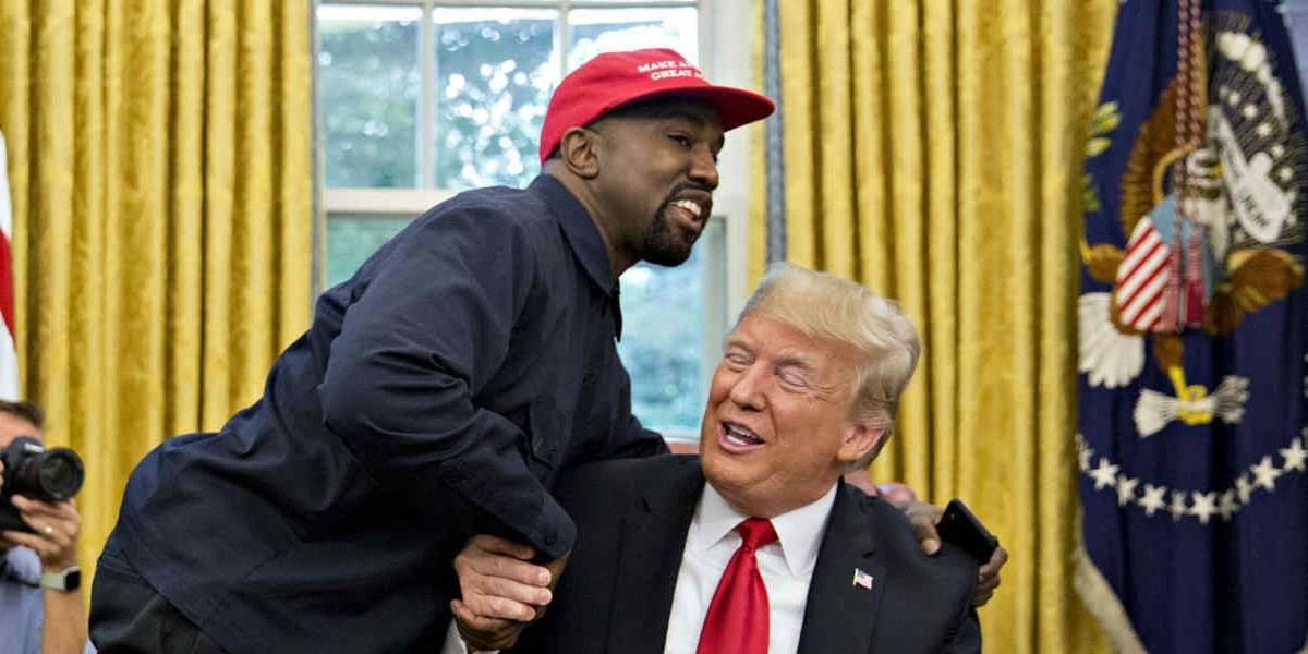 Kanye West dice que se lanza para Presidente de EE.UU. e internet revienta