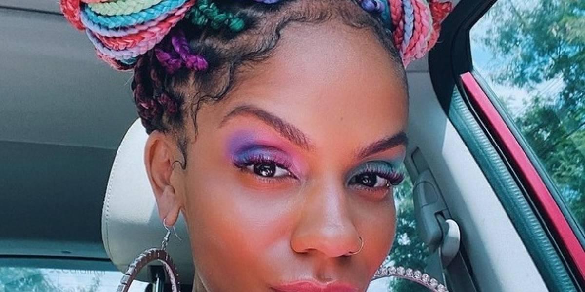 Maquiagem tie-dye é a tendência que está dominando o Instagram e você precisa conhecer