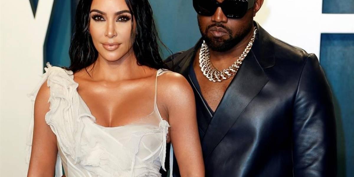 Kanye West se disculpa con Kim Kardashian por revelar detalles privados de su familia