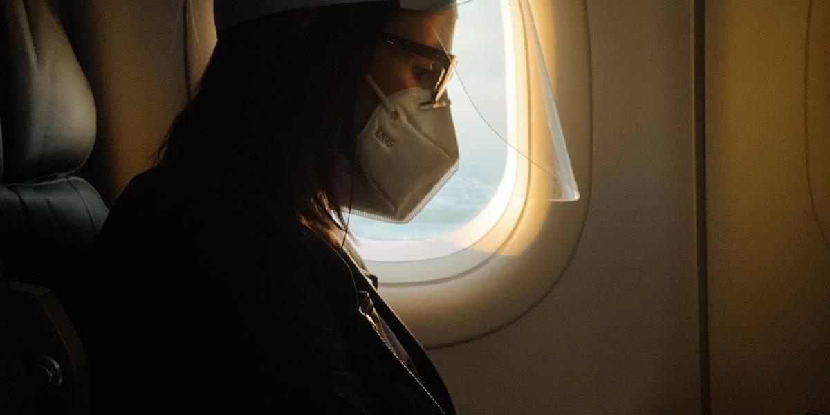 Turismo: aqui estão as dicas para evitar a contaminação de coronavírus durante voos