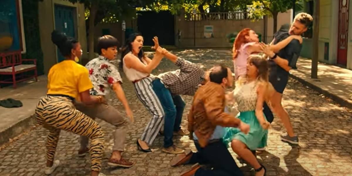 Cultura.- Residente estrena vídeo protagonizado por Julieta Díaz, Julieta Zylberberg, Leonardo Sbaraglia o Laura Cymer